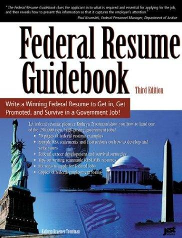 Download Federal Resume Guidebook