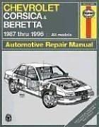 Download Chevrolet Corsica & Beretta automotive repair manual