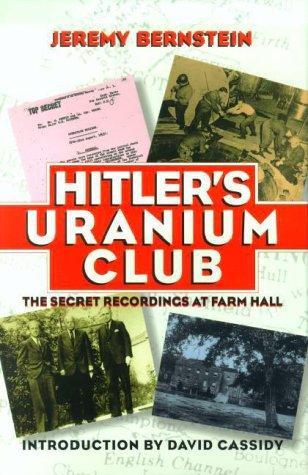 Download Hitler's Uranium Club