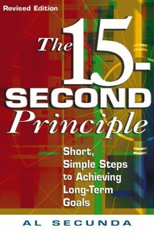 Download The 15-Second Principle