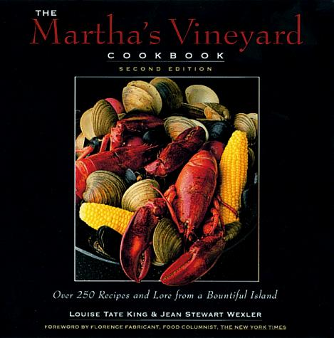 The Martha's Vineyard cookbook