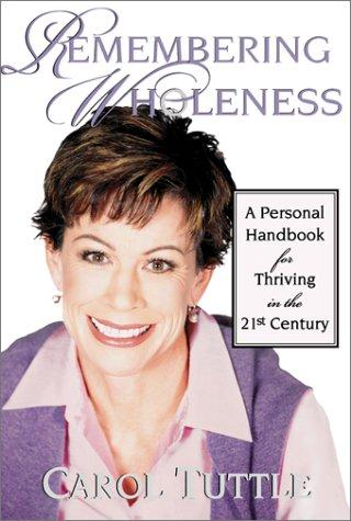 Download Remembering Wholeness