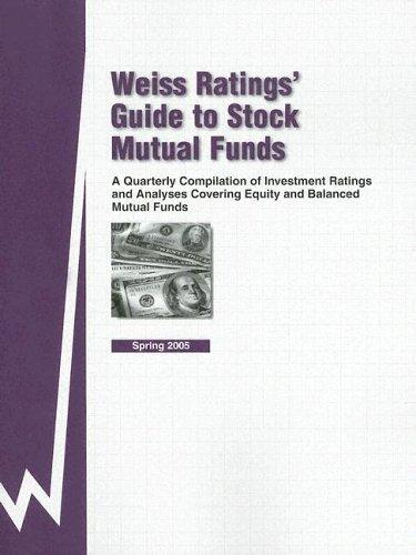 Download Weiss Ratings' Guide to Stock Mutual Funds