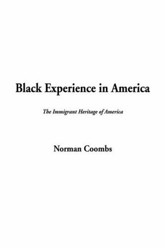 Download Black Experience in America