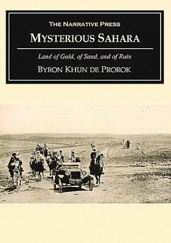 Mysterious Sahara