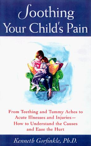 Soothing your child's pain