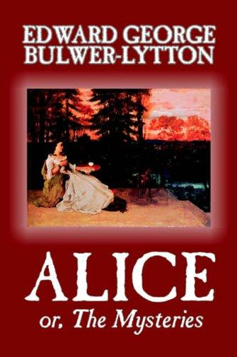 Download Alice, or The Mysteries