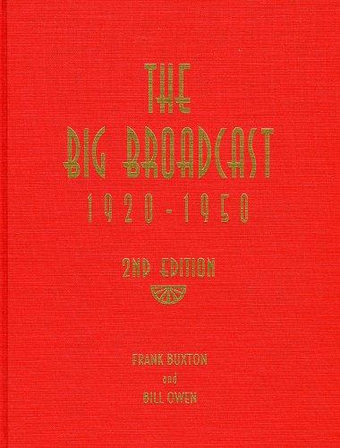 Download The big broadcast, 1920-1950