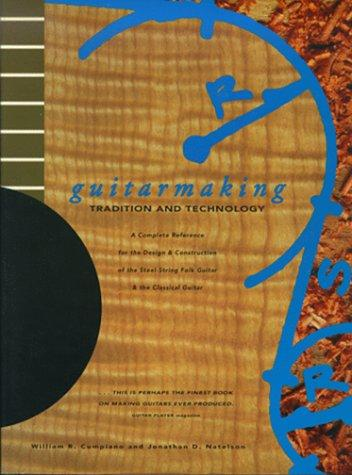 Download Guitarmaking, tradition and technology