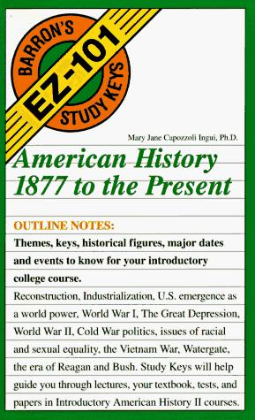 Download American history 1877 to the present