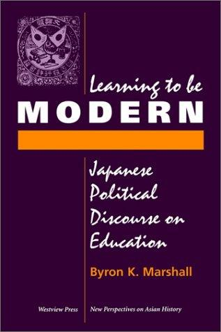 Download Learning to be modern
