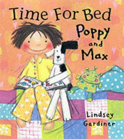 Download Time for Bed Poppy and Max (Poppy & Max)