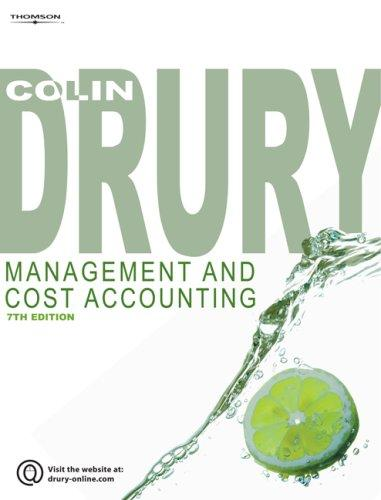 Download Management and Cost Accounting
