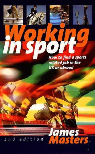 Download Working in Sport