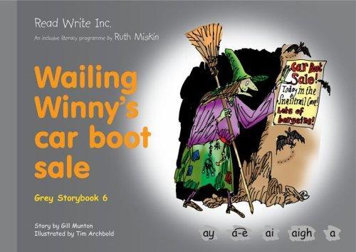 Download Read Write Inc.: Set 7 Grey: Colour Storybooks