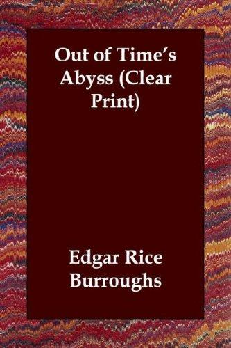 Out of Time's Abyss (Clear Print)