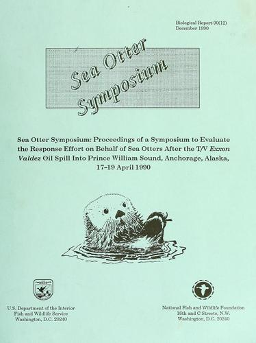 Sea otter symposium by Keith Bayha