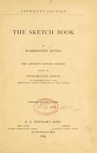 The sketch book