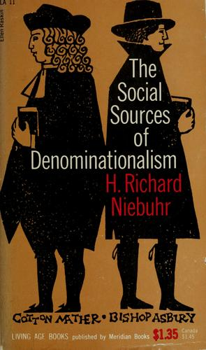Download The social sources of denominationalism.