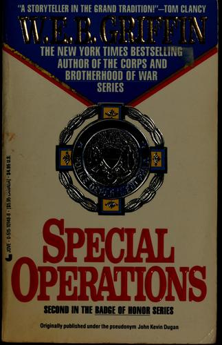 Special Operations.