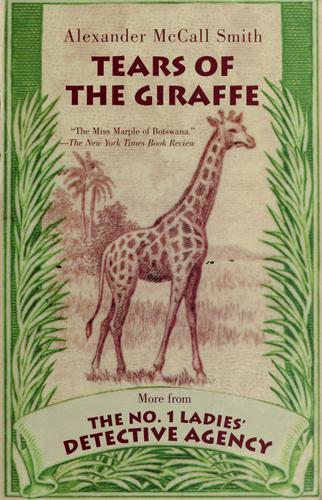 Download Tears of the giraffe