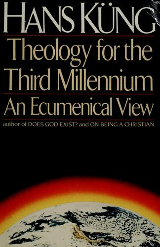Download Theology for the third millennium