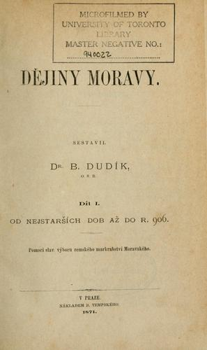 Download Djiny Moravy.