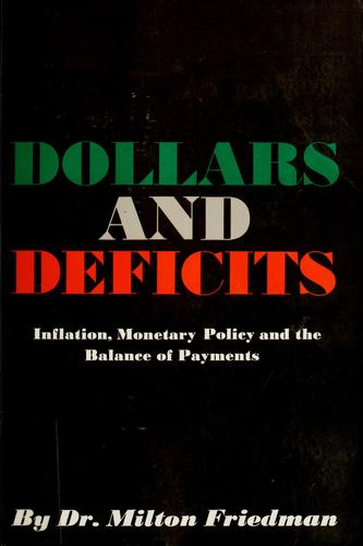 Download Dollars and deficits