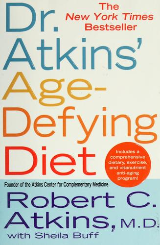 Download Dr. Atkins' age-defying diet