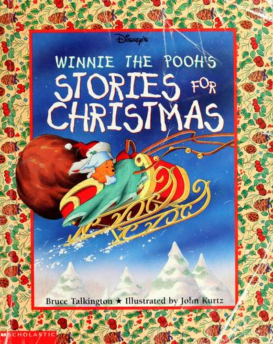Disney's Winnie the Pooh's stories for Christmas