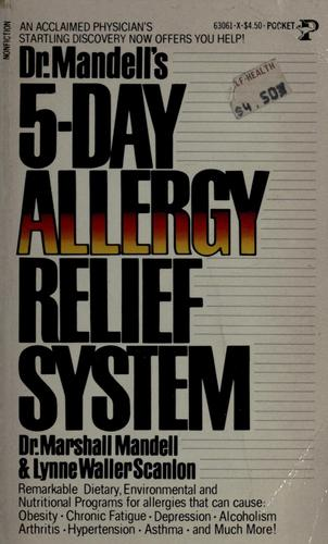 Download Dr. Mandell's 5-Day allergy relief system