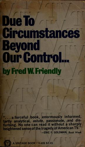 Download Due to circumstances beyond our control …