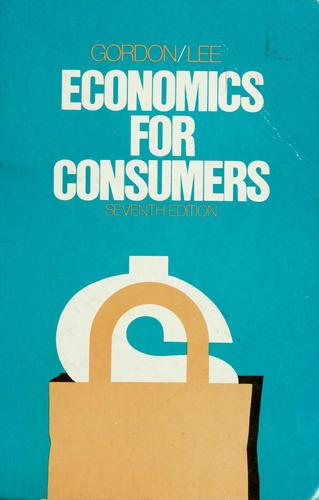 Download Economics for consumers