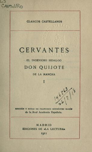 Download Don Quijote de la Mancha