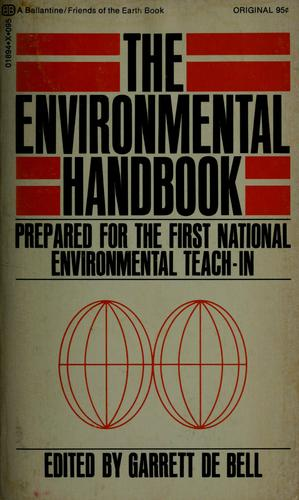 Download The environmental handbook.