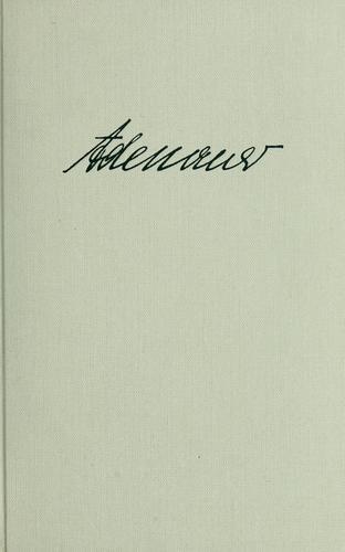 Download Erinnerungen, 1953-1955.