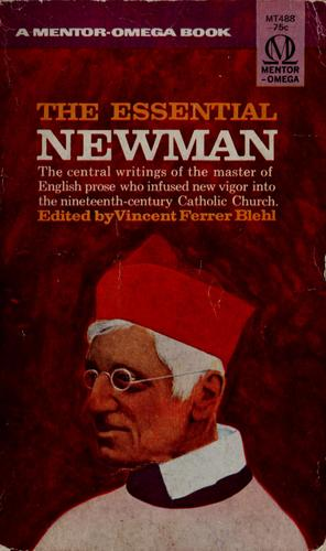 Download The essential Newman.
