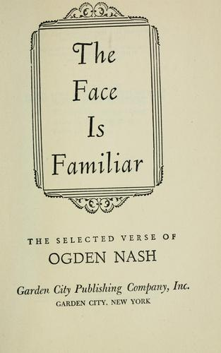Download The Face is Familiar