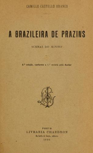 A brazileira de Prazins