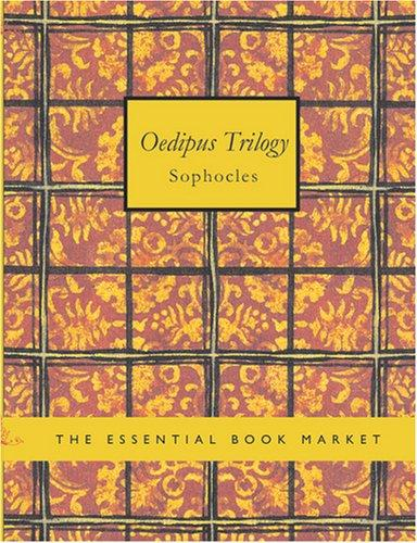 Download Oedipus Trilogy (Large Print Edition)