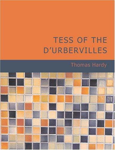 Download Tess of the d\'Urbervilles (Large Print Edition)