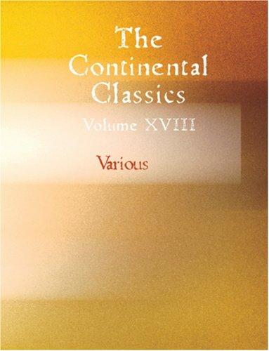 Download The Continental Classics (Large Print Edition)