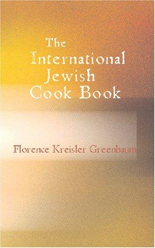 The International Jewish Cook Book