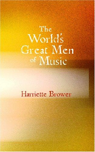Download The World\'s Great Men of Music