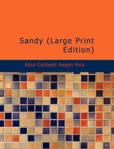 Sandy (Large Print Edition)