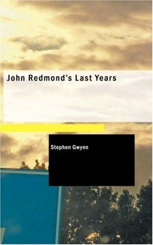 Download John Redmond\'s Last Years