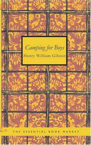 Download Camping For Boys