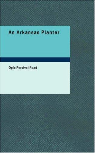 Download An Arkansas Planter