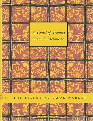 A Court of Inquiry (Large Print Edition)