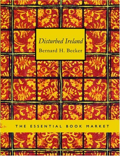 Disturbed Ireland (Large Print Edition)